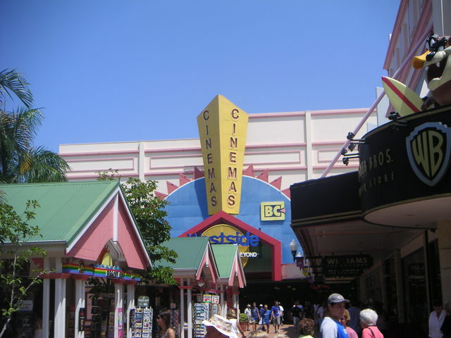 Pacific Fair Cinemas