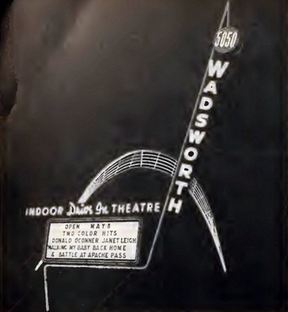 Wadsworth Indoor Drive-In