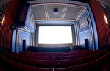 Main Auditorium with new screen.
