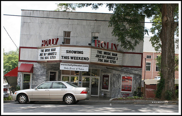 The Holly Theatre