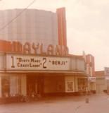 Mayland Theatre, 1974