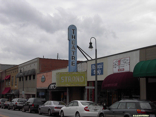 The Strand Theatre