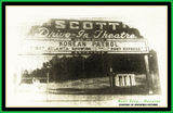 The Scott Drive-In Theatre