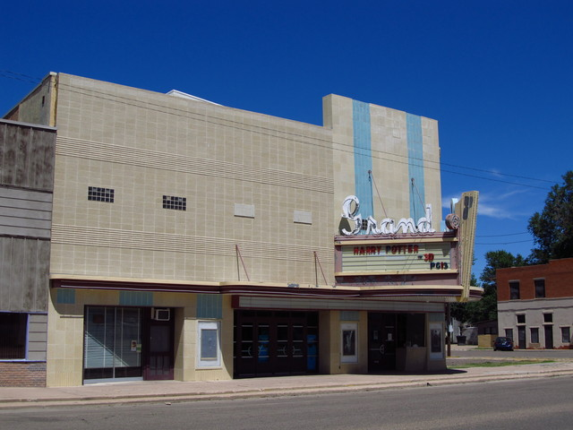 Grand Theater - Rocky Ford, Colorado