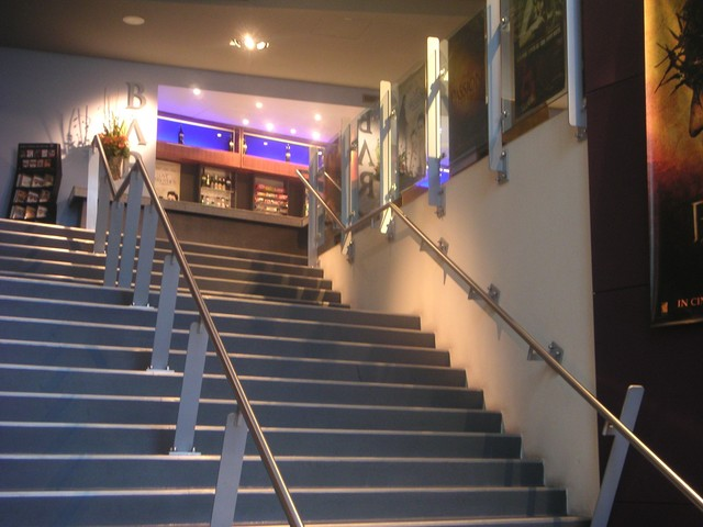 Foyer Stairs Qld : Palace centro cinemas in brisbane au cinema treasures