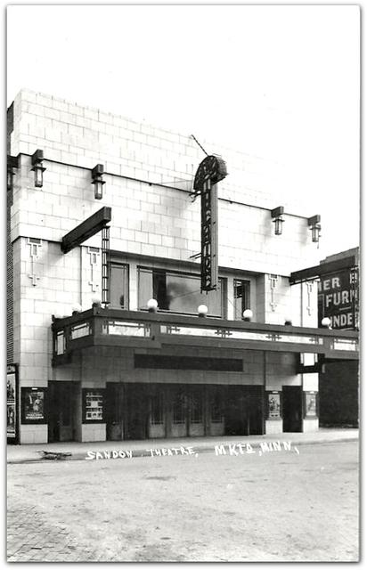 Sandov Theatre...Mankato Minnesota