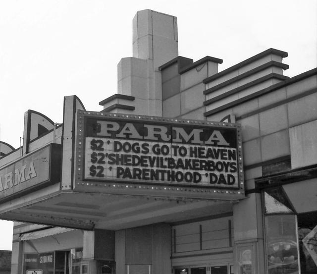 Parma Theatre