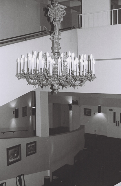 The Chatham Chandelier