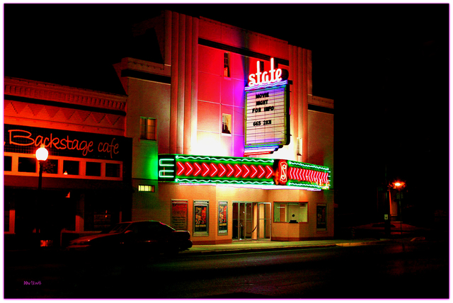 State Theater©...Gainesville Texas