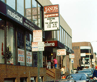 The Janus Cinema