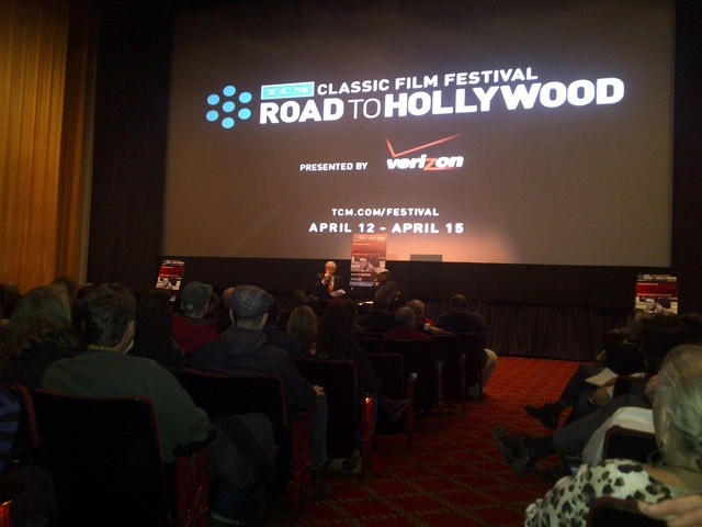 Robert Osborne interviewing Spike Lee before the TCM screening of To Kill a Mockingbird, 3/1/12