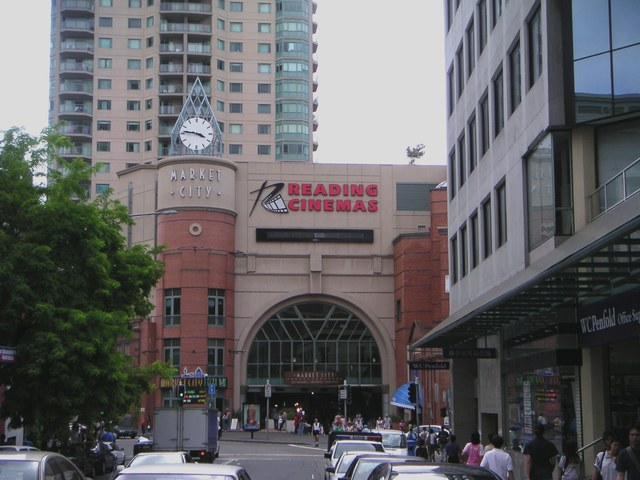 Reading Market City