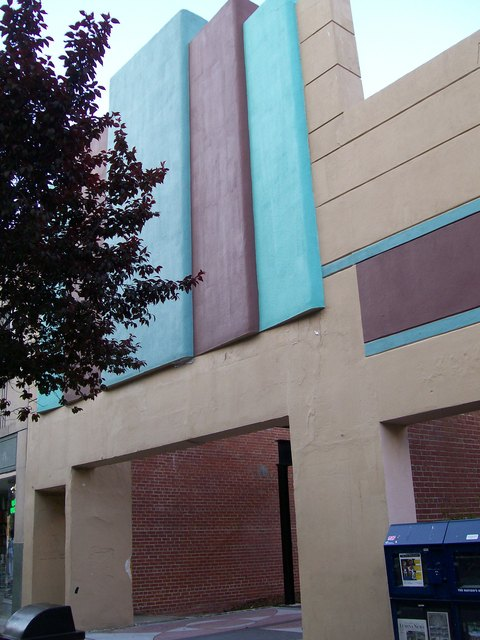 Bailey Theatre Facade