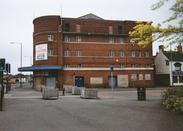Ritz Cinema, Abbey Street, Nuneaton