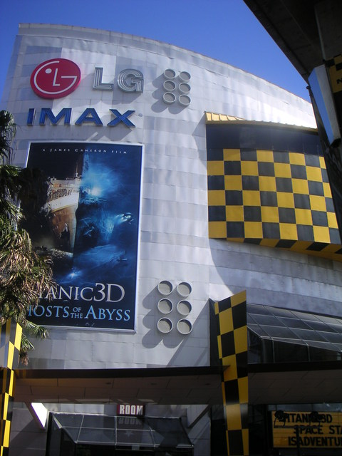 IMAX Theatre Sydney