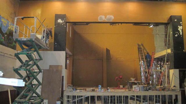 stage restoration