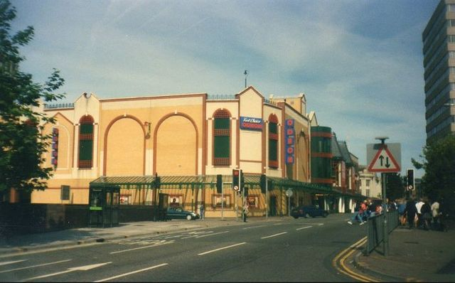 The Odeon Capitol Centre