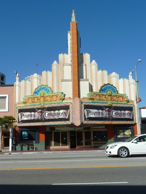 Bigfoot Crest Theatre