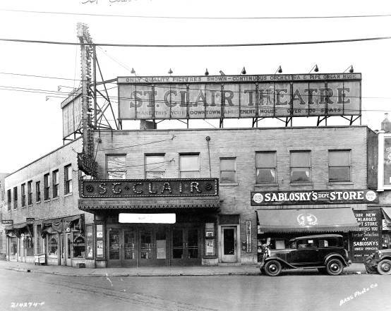 St. Clair Theatre