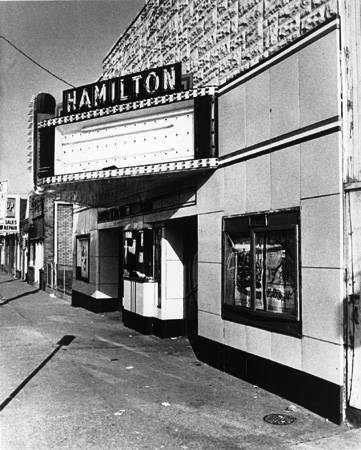 Hamilton Theater