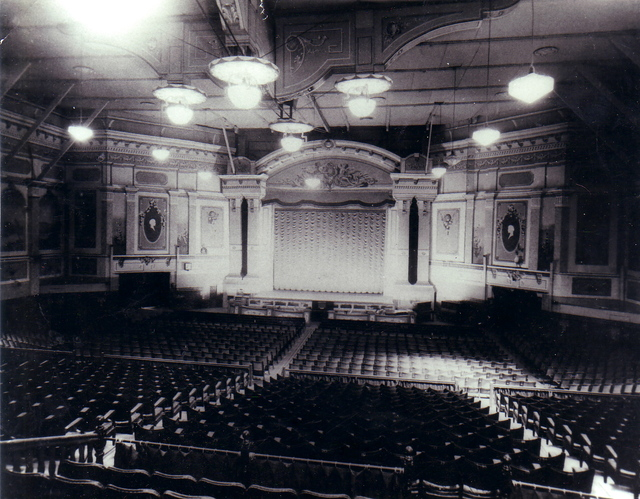 Wests Olympia – Auditorium.