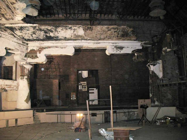 Auditorium Oct. 2007