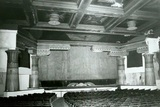 <p>Original auditorium before the rebuild.</p>