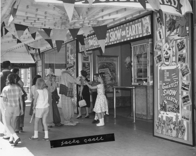 Box office 1950's