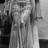 8 foot tall goddess statue from proscenium of the Carolina Theater