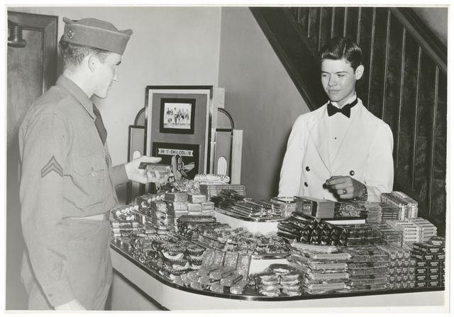 Snack bar 1940's