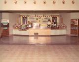 Snack bar 1960's