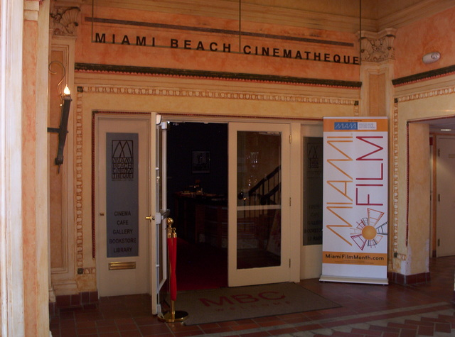 Miami Beach Cinematheque