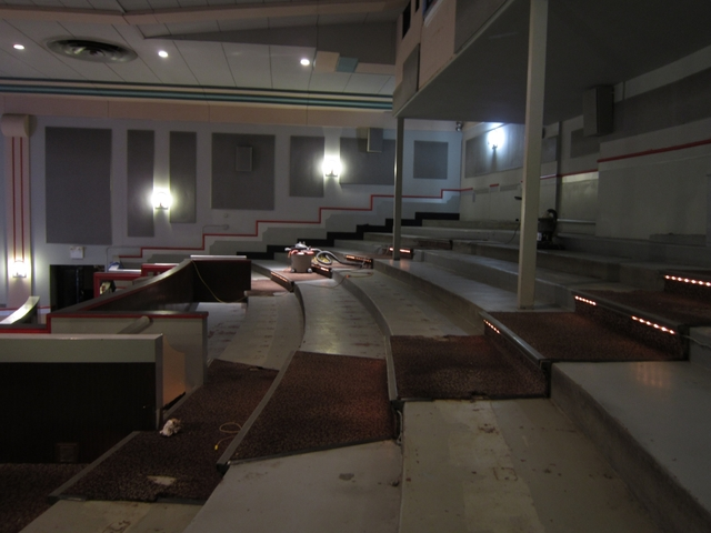 Interior under renovation