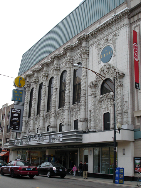 Century Centre Cinema, Chicago, IL
