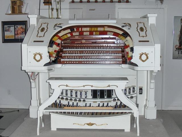 North Center Console 2012