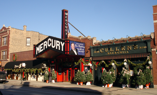 Mercury Theatre, Chicago, IL