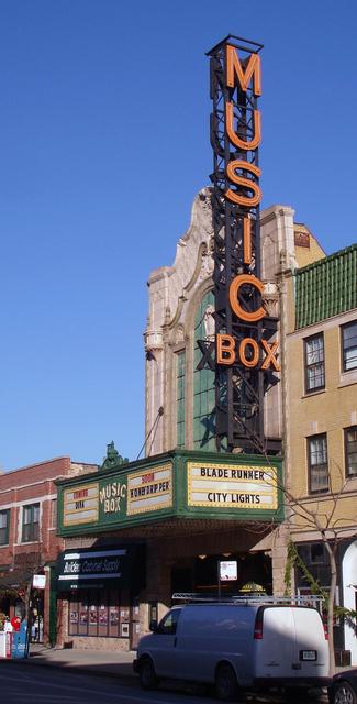 Music Box Theatre, Chicago, IL