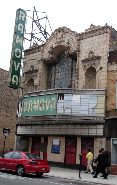 Ramova Theatre, Chicago, IL