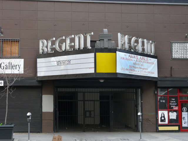 Regent April 2011