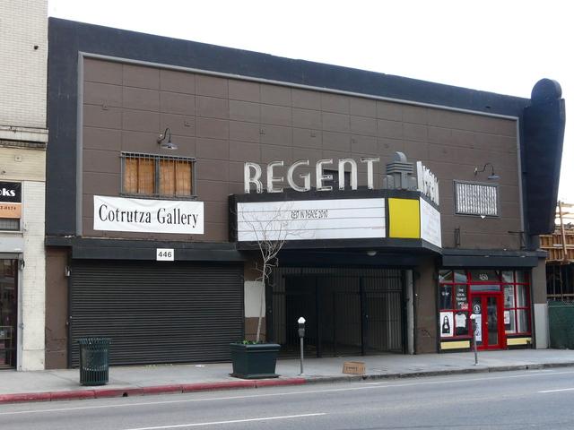 Regent Theatre April 2011