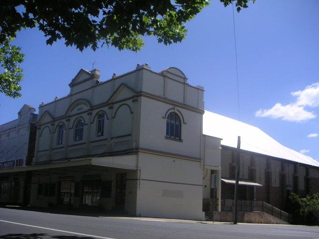 Trades Hall Theatre
