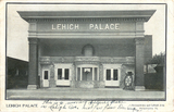 Postcard of LeHigh Palace, 1908