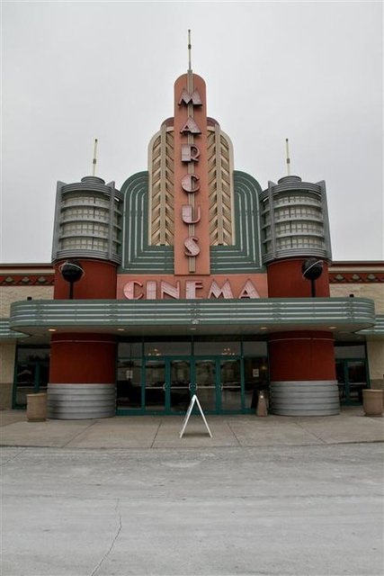 Bay Park Cinemas