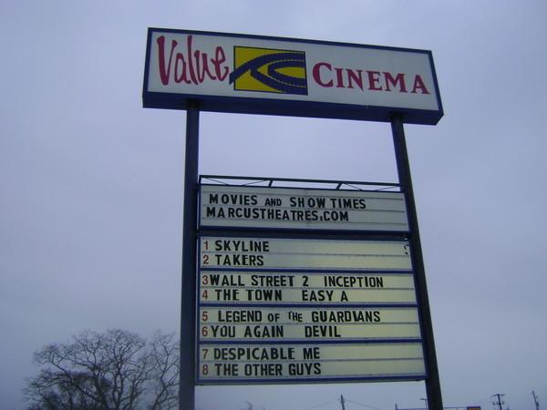 Value Cinemas