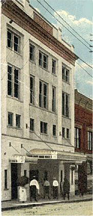 APOLLO Theatre, Cullen Building, Janesville, Wisconsin, circa 1920