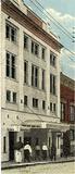 APOLLO Theatre, Cullen Building, Janesville, Wisconsin, circa 1920