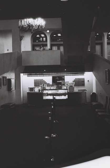 The Chatham Cinema Lobby