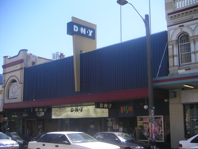 Dendy Newtown