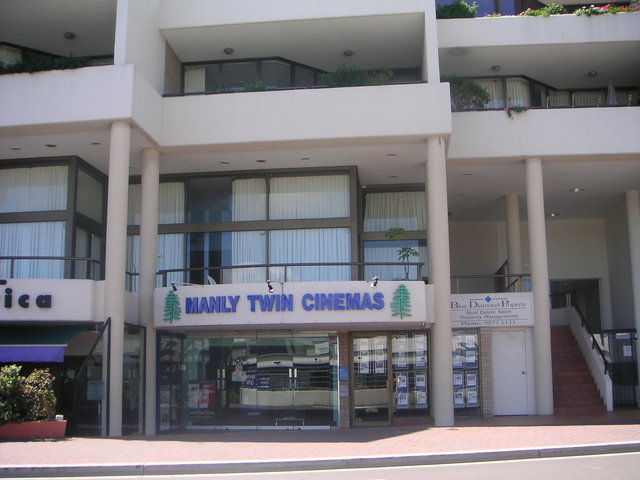Manly Twin Cinemas