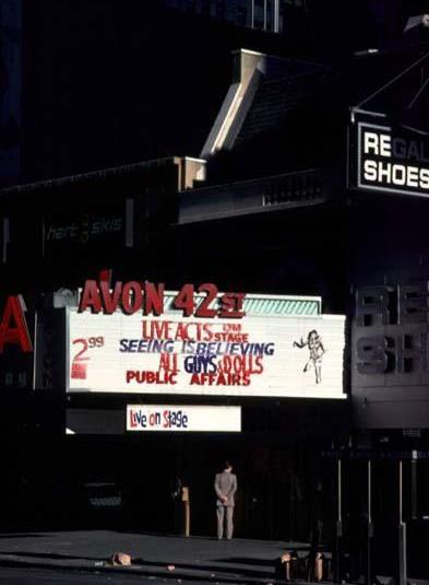 Avon 42nd